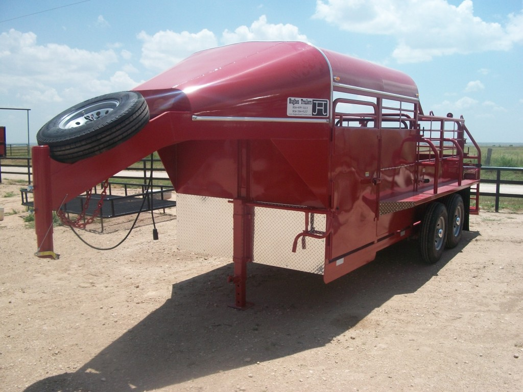 Stock Trailers Hughes Trailers