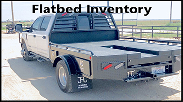 Flatbed Inventory